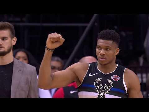 Houston Rockets vs Milwaukee Bucks | October 24, 2019