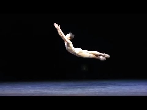 """Graceful Beast"" Sergei Polunin completely shreds the stage!"