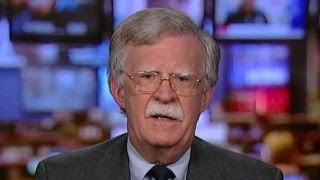 John Bolton on Iran: US heading in the right direction