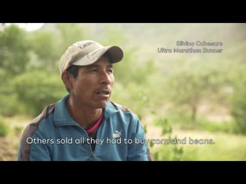 A new Mexican Chocolate Chia Bar created for the Tarahumara of Mexico and Operation Farm & Run by natural foods startup Health Warrior. Find the full project at http://kickstarter.healthwarrior.com