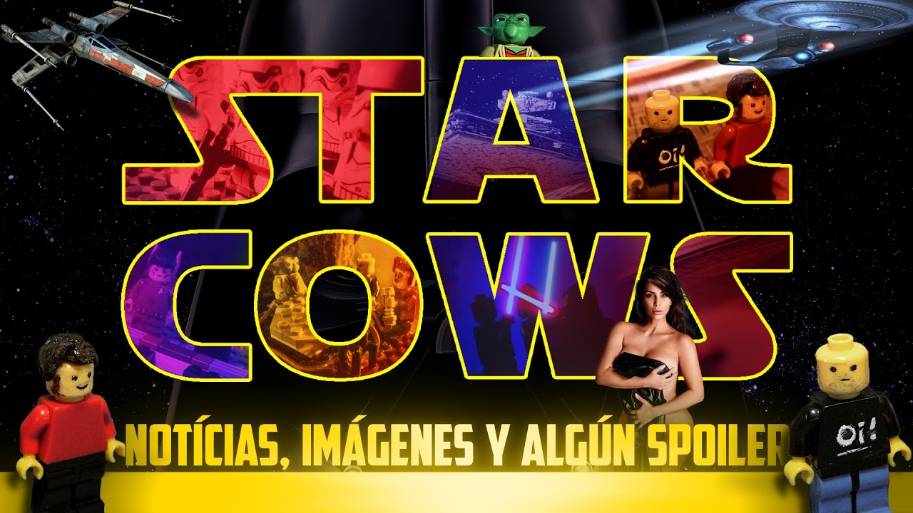 star wars,  star cows,  youtuber,  divertido,  humor,  parodia,  gracioso,  animación,