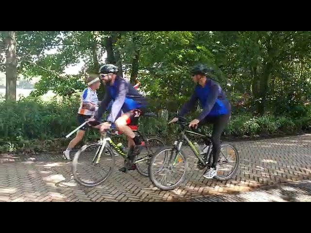 Video uit: De tocht der tochten langs de Oranjeborg vestigingen!