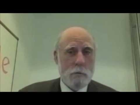 Vint Cerf on ICANN's Role in the Internet Governance Ecosystem