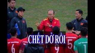 HLV Park Hang Seo đón viện trợ cực khủng, lập tức Đình Trọng phải rời sân