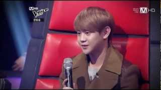 130118 Voice Kids - Yoseop's Team - Be My Baby (Battle Round 1)