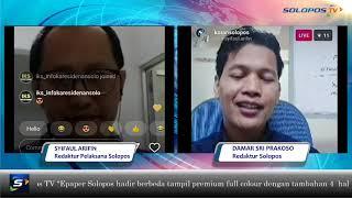 Ngobrol santai bersama Kru Redaksi Solopos