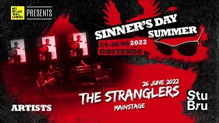 The Stranglers - Live at Musilac Fest (Jul 12, 2018) HDTV