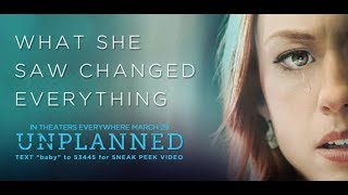 Unplanned Official Trailer - In Theaters March 29