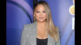 Chrissy Teigen never thought of herself as a 'real model' - Latest News
