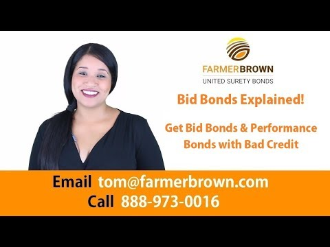 Can Bad Credit Score Stop You from Getting a Bid Bonds? (Part 2)
