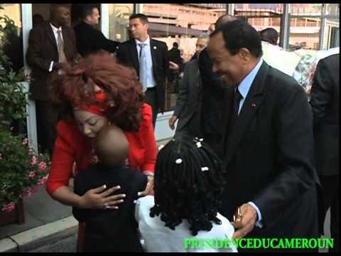 Le Président Paul BIYA en France pour le 70ème anniversaire du Débarquement en Provence
