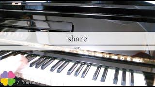 share*NEWS*耳コピ(ピアノ)