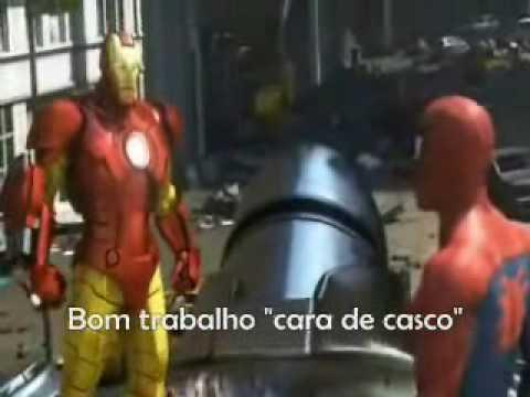 Baixar Homem Aranha, Hulk e Homem de Ferro salvam o dia!