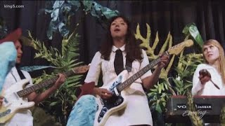 Favorite Halloween Songs and Halloween Night Shows:The True Loves, La Luz, and Tacocat - KEXP