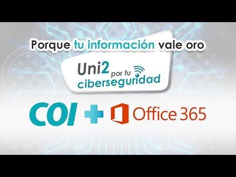 Aspel COI y Microsoft Office 365 protegen la información de tu empresa