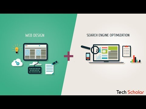 Website Design and Digital Marketing Services at Tech Scholar