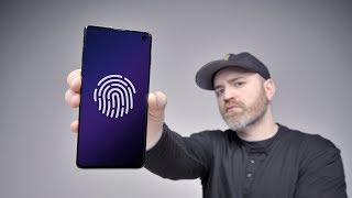 Samsung Galaxy S10 Fingerprint Trick