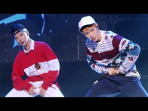 《UNIT》 NCT U - The 7th Sense(일곱 번째 감각) @인기가요 Inkigayo 20160501