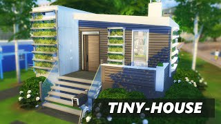 The sims 4 | TINY HOUSE BUILD | 2xbedrooms