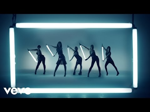 The Saturdays - Not Giving Up (Official Video)