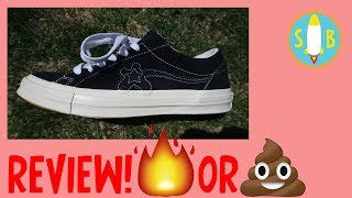 BLACK GOLF le FLEUR* REVIEW W/ ONFEET!!🔥💩⁉️