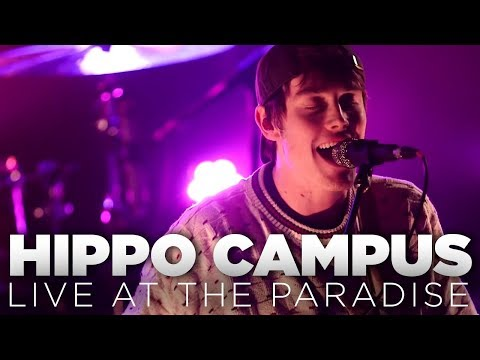 Hippo Campus: Live at The Paradise (Full Set)