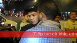 Clip Chống đối, thách thức, dọa cho cảnh sát nghỉ việc [Nexttop.vn] .flv