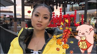 Lunar New Year Experience   Food Vlog