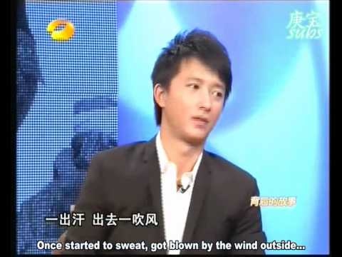 [Engsub] 110327 Han Geng @ Behind the story part 2 [GengBaoSubs]