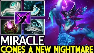 Miracle- [Leshrac] Comes a New Nightmare Meta 7.21 Dota 2