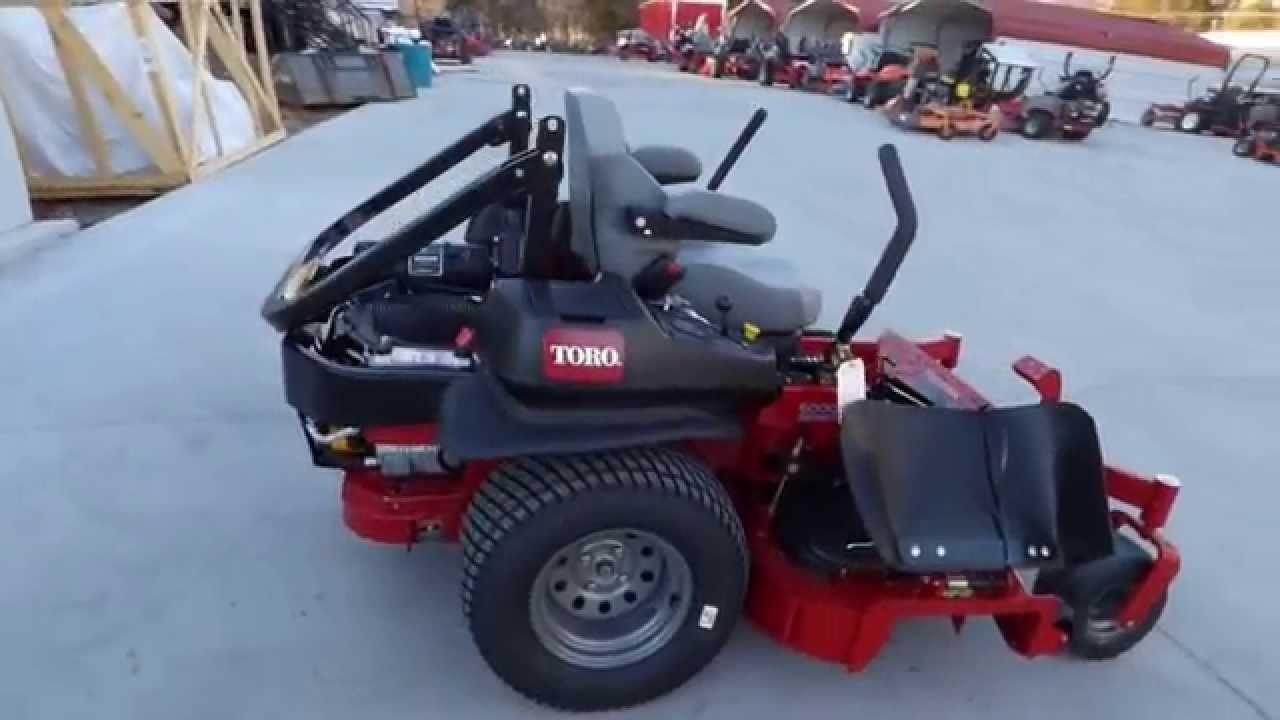 Toro Z Master 6000 Series 60 Quot Zero Turn Mower With 26 5