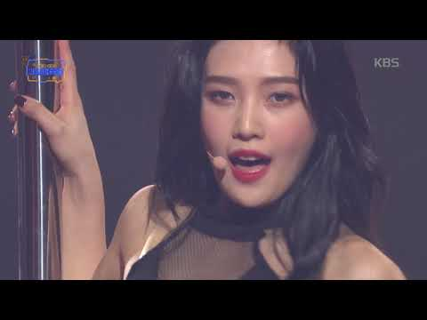 KBS가요대축제 - [Special Stage2] Hush  (원곡: Miss A)  20181228