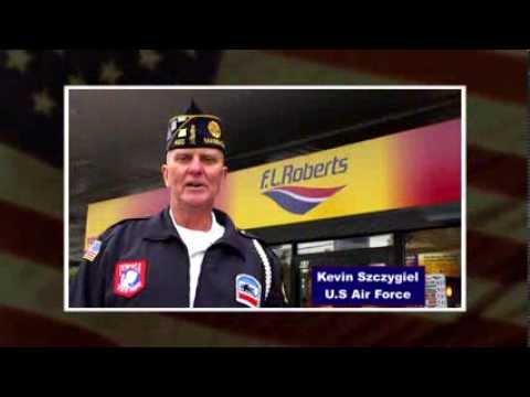 F.L. Roberts Veteran's Day 2013 Promo 3