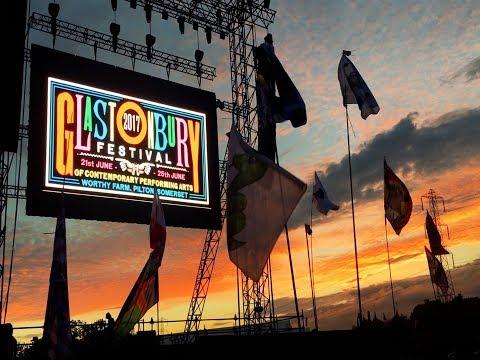 Glastonbury Festival Highlights 2017