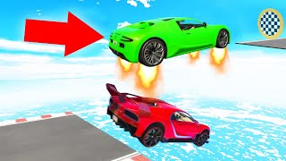 Pulling Off The MOST GENIUS CHEAT EVER! (GTA 5 Funny Moments)