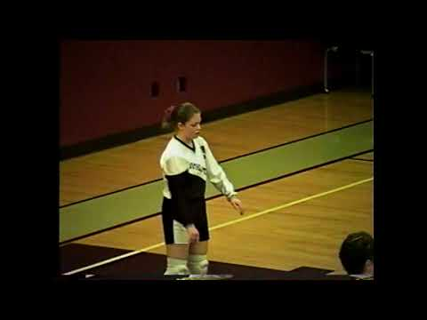 NCCS - AVCS JV Volleyball 12-21-99