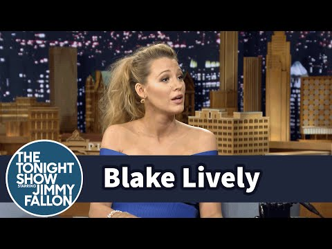 Blake Lively Is Tortured by Ryan Reynolds' Deadpool Sex Montages