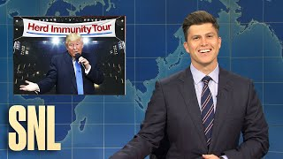 Weekend Update: Trump Rallies - SNL