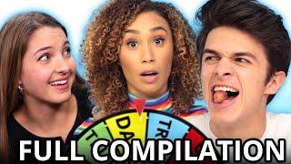Ultimate TRUTH OR DARE Challenge Compilation w/ Brent Rivera, Lexi Rivera, Eva Gutowski, & MORE