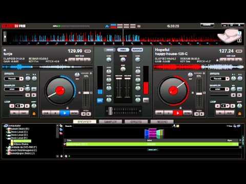 Dicas - Como usar o Virtual DJ - Baixaki