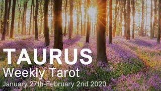 TAURUS WEEKLY TAROT
