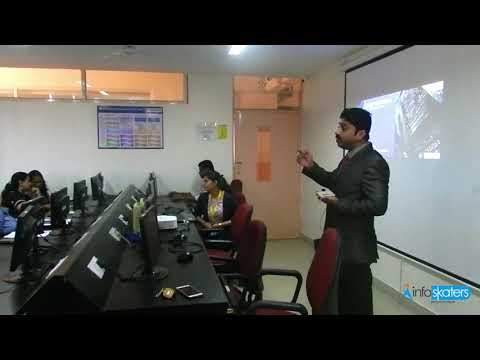 Digital Marketing Workshop At New Horizon College by Infoskaters