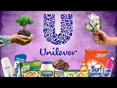Unilever: When British Soap Meets Dutch Margarine