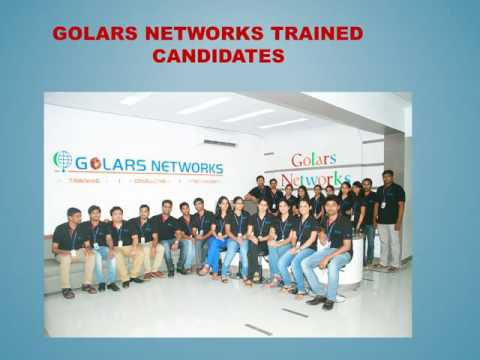 CCNA Training Hyderabad, CCNA Routing & Switching India - Golars Networks