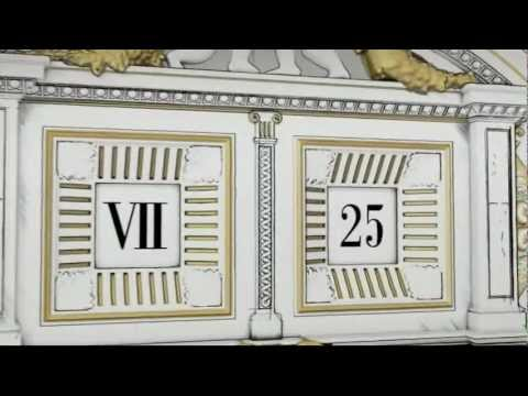 Lange Cabaret Tourbillon A. Lange & Söhne 3D Animation English