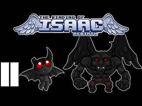The binding of isaac rebirth capitulo 11 azazel vs satan