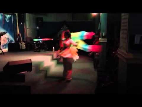 Danza Cantamos Aleluya Ingrid Rosario