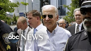The backlash against Joe Biden