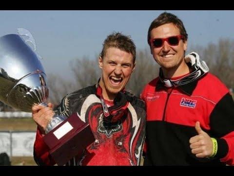 Supercross Beyond The Track - Gregg Albertson