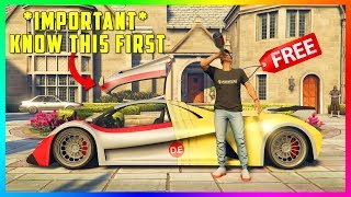 GTA 5 Online - NEW UPDATE! FREE Money, The BEST Supercar, RARE Exclusive Items & MORE! (GTA 5 DLC)